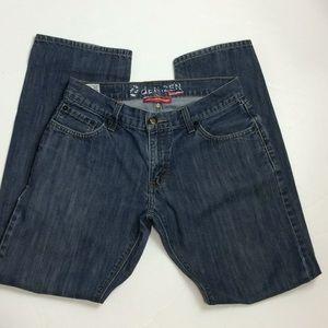 Levi's 218 Slim Straight Denizen Mens Jeans Sz 29